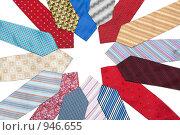 Купить «Мужские галстуки», фото № 946655, снято 24 июня 2009 г. (c) Руслан Кудрин / Фотобанк Лори