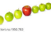 Яблоки. Стоковое фото, фотограф Александр Юркинский / Фотобанк Лори