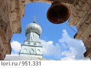 С колокольни. Стоковое фото, фотограф Осиев Антон / Фотобанк Лори