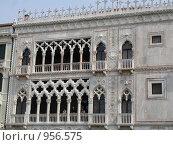 Венецианские каменные кружева. Стоковое фото, фотограф Евгения Кускова / Фотобанк Лори