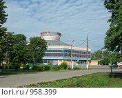 Купить «Здание цирка в Твери», эксклюзивное фото № 958399, снято 27 июня 2009 г. (c) Татьяна Юни / Фотобанк Лори