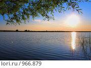 Тишь. Стоковое фото, фотограф Виталий Пушков / Фотобанк Лори