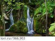 Национальный парк Плитвицы, Хорватия (2008 год). Стоковое фото, фотограф Алексей Нестеров / Фотобанк Лори