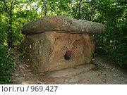Купить «Дольмен», фото № 969427, снято 20 июня 2009 г. (c) Игорь Долгов / Фотобанк Лори