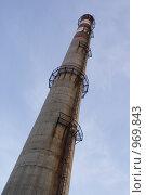 Старая труба. Стоковое фото, фотограф Дмитрий Жеглов / Фотобанк Лори