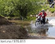 Купить «Преодоление водной преграды», фото № 970811, снято 4 июля 2009 г. (c) Коротеев Сергей / Фотобанк Лори