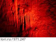 Купить «Ново-афонская пещера. Новый Афон. Абхазия», эксклюзивное фото № 971247, снято 3 июля 2009 г. (c) ФЕДЛОГ / Фотобанк Лори