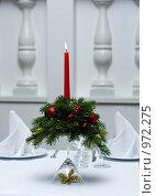 Купить «Новый год», фото № 972275, снято 22 декабря 2008 г. (c) Ольга С. / Фотобанк Лори