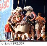 Купить «Карнавал в Заречном», фото № 972367, снято 11 июля 2009 г. (c) Елена Хоткина / Фотобанк Лори