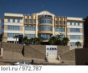 Купить «Офис туристического оператора Tez Tour в Хургаде», фото № 972787, снято 24 мая 2009 г. (c) Андрей Голубев / Фотобанк Лори