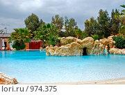 Отель Тунис (2009 год). Стоковое фото, фотограф Анастасия Думс / Фотобанк Лори