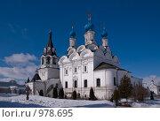 Благовещенская церковь, Муром (2009 год). Стоковое фото, фотограф Алексей Нестеров / Фотобанк Лори