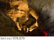 Купить «Новоафонская пещера. Новый Афон. Абхазия», эксклюзивное фото № 978879, снято 3 июля 2009 г. (c) ФЕДЛОГ / Фотобанк Лори