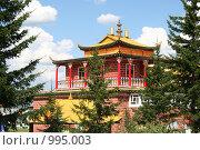 Купить «Улан-Удэ», фото № 995003, снято 31 июля 2006 г. (c) Николай Гернет / Фотобанк Лори