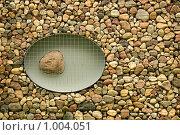 Купить «Каменная стена из булыжника», фото № 1004051, снято 7 июля 2009 г. (c) Алексей Лебедев / Фотобанк Лори