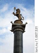 Купить «Символ Красноярска», фото № 1007531, снято 19 июля 2009 г. (c) Юрий Викулин / Фотобанк Лори