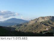 Купить «Сицилийский ландшафт (провинция Агридженто)», фото № 1015683, снято 30 декабря 2006 г. (c) Chumakov Nina / Фотобанк Лори