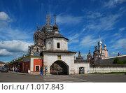 Купить «Ростов Великий. Кремль», эксклюзивное фото № 1017843, снято 11 июля 2009 г. (c) lana1501 / Фотобанк Лори