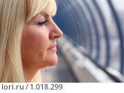 Купить «Женщина средних лет», фото № 1018299, снято 8 апреля 2009 г. (c) Losevsky Pavel / Фотобанк Лори