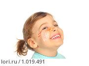 Купить «Смеющаяся девочка», фото № 1019491, снято 15 марта 2009 г. (c) Losevsky Pavel / Фотобанк Лори