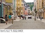 Купить «Киев, строящийся фешенебельный городок», эксклюзивное фото № 1022843, снято 25 августа 2019 г. (c) Алексей Котлов / Фотобанк Лори