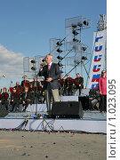 Мэр города Сургута (2009 год). Редакционное фото, фотограф Сергей Бахадиров / Фотобанк Лори