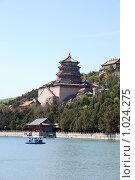 Купить «Вид на Запретный город, Китай», фото № 1024275, снято 14 апреля 2009 г. (c) Estet / Фотобанк Лори