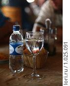 Питьевая вода. Стоковое фото, фотограф Александр / Фотобанк Лори