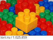 Купить «Конструктор Лего», фото № 1025859, снято 29 марта 2009 г. (c) Криволап Ольга / Фотобанк Лори
