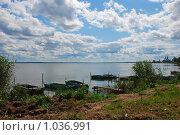 Купить «Ростов Великий. Озеро Неро», эксклюзивное фото № 1036991, снято 11 июля 2009 г. (c) lana1501 / Фотобанк Лори
