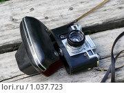 Фотоаппарат Киев (2009 год). Редакционное фото, фотограф Александр Бурдовицин / Фотобанк Лори