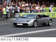 Купить «Суперкар», фото № 1043143, снято 19 июля 2009 г. (c) Dmitry Nabokov / Фотобанк Лори