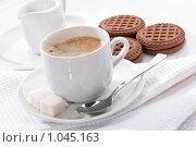 Купить «Кофе», фото № 1045163, снято 8 июля 2009 г. (c) Кравецкий Геннадий / Фотобанк Лори