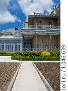 Купить «Крым.Воронцовский дворец», фото № 1046639, снято 15 июня 2009 г. (c) Андрей Ганночка / Фотобанк Лори