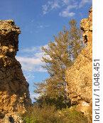 Два камня. Стоковое фото, фотограф Шишмарев Александр / Фотобанк Лори