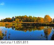 Купить «Осенний пейзаж», фото № 1051811, снято 23 сентября 2007 г. (c) Давыдов Артем / Фотобанк Лори