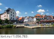 Купить «Город Зелигенштадт», фото № 1056783, снято 4 августа 2009 г. (c) Lina Kurbanovsky / Фотобанк Лори