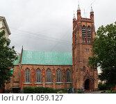 Купить «Англиканская церковь святого Андрея. Москва», фото № 1059127, снято 29 августа 2009 г. (c) Екатерина Овсянникова / Фотобанк Лори