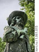 Купить «Городской пейзаж. Скульптура (г. Турку. Финляндия)», фото № 1061015, снято 2 августа 2009 г. (c) Александр Секретарев / Фотобанк Лори