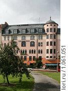 Купить «Городской пейзаж (г. Турку. Финляндия)», фото № 1061051, снято 2 августа 2009 г. (c) Александр Секретарев / Фотобанк Лори