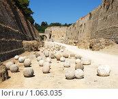 Каменные шары (2009 год). Стоковое фото, фотограф Александр Юркинский / Фотобанк Лори
