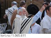 Купить «Иерусалим .Стена плача», фото № 1065611, снято 23 января 2009 г. (c) Григорий Евсеев / Фотобанк Лори