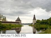 Древний город Псков (2009 год). Редакционное фото, фотограф Виктор Косьянчук / Фотобанк Лори