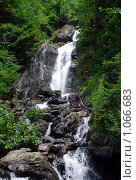 Молочный водопад. Стоковое фото, фотограф Масленников Александр / Фотобанк Лори