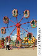 Купить «Аттракцион», эксклюзивное фото № 1066927, снято 6 июля 2008 г. (c) Ivan I. Karpovich / Фотобанк Лори