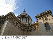 Пантеон (2007 год). Стоковое фото, фотограф Игорь Жуленко / Фотобанк Лори