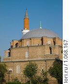 Купить «Мечеть Баня Баши в городе София (Болгария)», фото № 1068167, снято 22 августа 2009 г. (c) Андрей Голубев / Фотобанк Лори