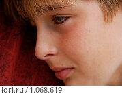 Купить «Заплаканный мальчик», фото № 1068619, снято 25 августа 2006 г. (c) Дарья Мирошникова / Фотобанк Лори
