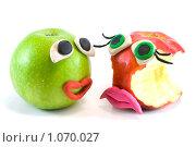 Яблоки. Стоковое фото, фотограф юлия юрочка / Фотобанк Лори