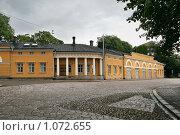 Купить «Городской пейзаж.  (г. Турку. Финляндия)», фото № 1072655, снято 2 августа 2009 г. (c) Александр Секретарев / Фотобанк Лори
